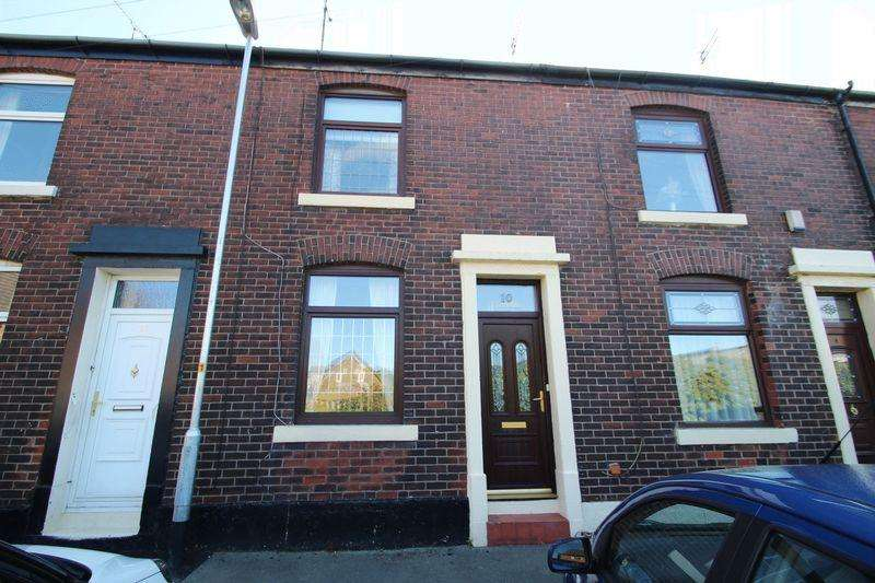 2 Bedrooms Terraced House for sale in Kenworthy Terrace, Rochdale OL16 5AX
