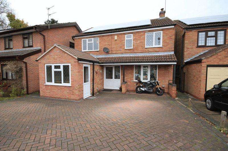 4 Bedrooms Detached House for sale in GOLDCREST DRIVE, SPONDON