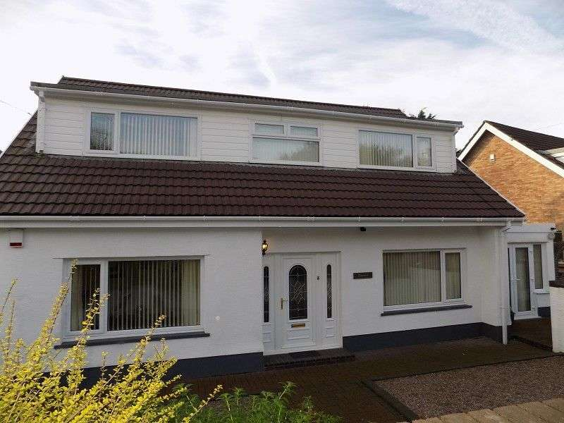 4 Bedrooms Detached House for sale in Ffordd Dinas , Cwmavon, Port Talbot, Neath Port Talbot. SA12 9BS