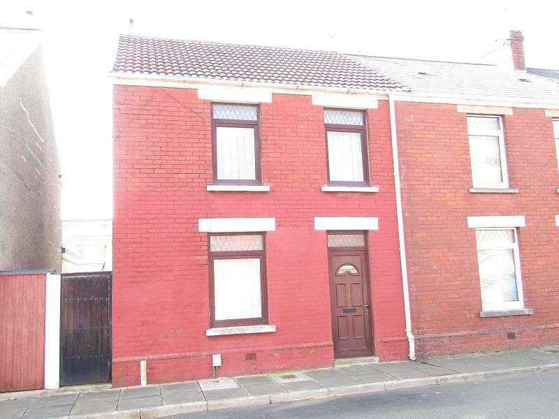 2 Bedrooms End Of Terrace House for sale in Rees Street, Aberavon, Port Talbot, Neath Port Talbot. SA12 6HB