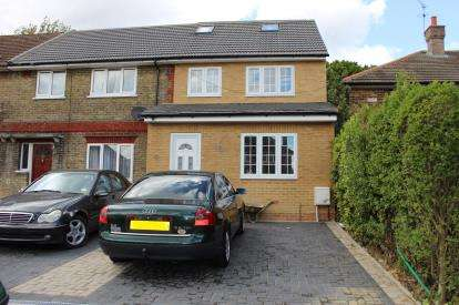 5 Bedrooms End Of Terrace House for sale in Hainault, Ilford, Essex