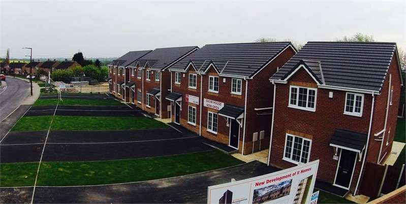 3 Bedrooms Semi Detached House for sale in Plot 3, Lindhurst Croft, Athersley, BARNSLEY, South Yorkshire