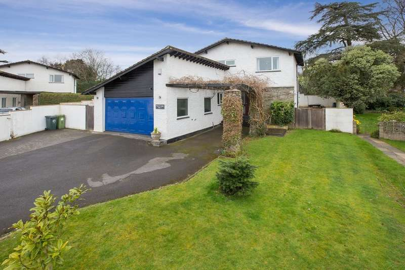 4 Bedrooms Detached House for sale in Whitehill Close, Newton Abbot