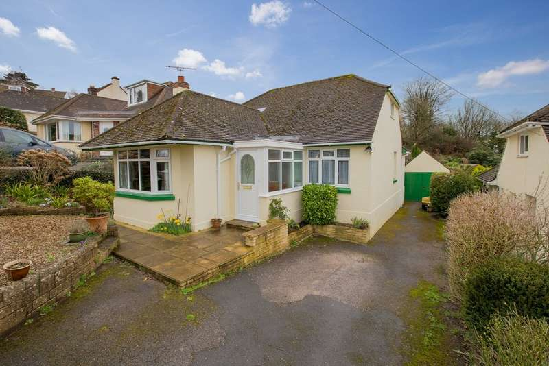 5 Bedrooms Detached Bungalow for sale in Aller Park Road, Newton Abbot