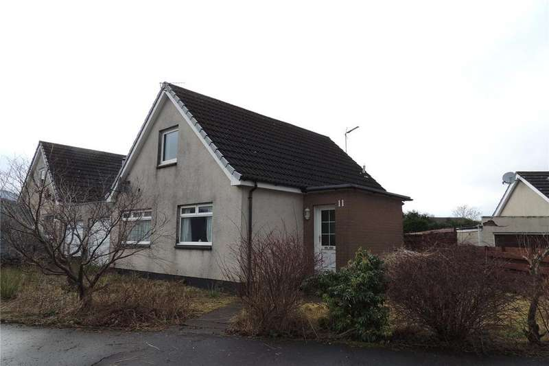 3 Bedrooms Detached House for sale in 11 The Meadows, Bridge of Earn, Perth, PH2