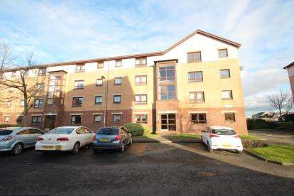 2 Bedrooms Flat for sale in Caledonia Court, Paisley, Renfrewshire