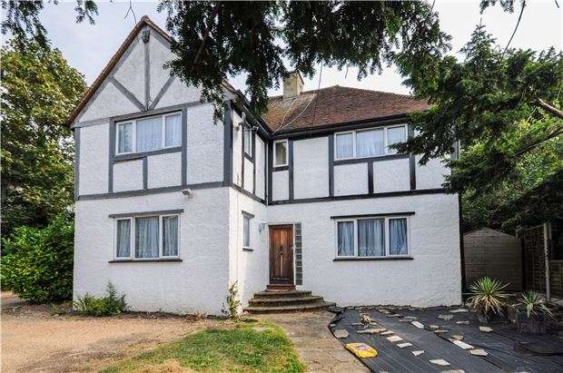 4 Bedrooms Detached House for sale in Russell Hill, PURLEY, Surrey, CR8 2JA