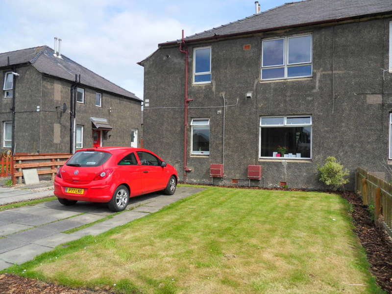 2 Bedrooms Ground Flat for sale in Marchfield Quadrant, Ayr, KA8