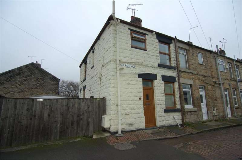 2 Bedrooms Cottage House for sale in Church View, Darfield, BARNSLEY, South Yorkshire
