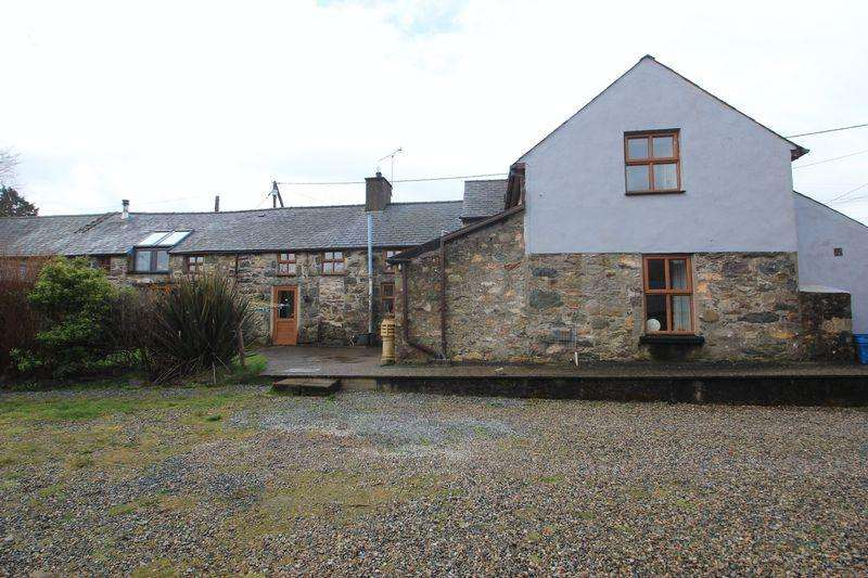 5 Bedrooms Semi Detached House for sale in Llanaelhaearn, Gwynedd