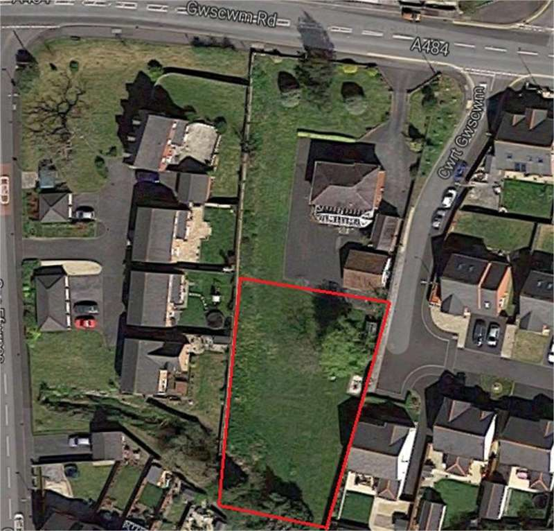 Land Commercial for sale in Development Opportunity, 22a Gwscwm Road, Burry Port, Carmarthenshire