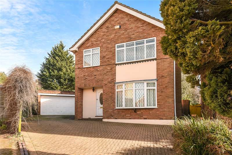 3 Bedrooms House for sale in Maylands Drive, Uxbridge, Middlesex, UB8
