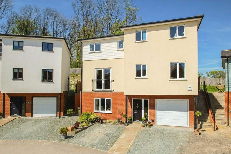 5 Bedrooms Detached House for sale in Quarry Heights, Wilsom Road, Alton