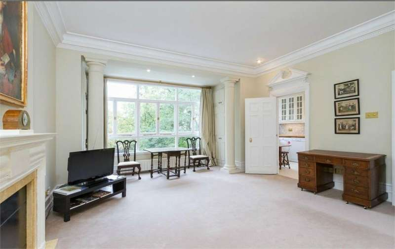2 Bedrooms Flat for sale in Rutland Gate, London