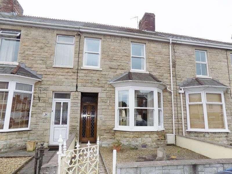 3 Bedrooms Terraced House for sale in Grove Road, Bridgend, CF31 3EH