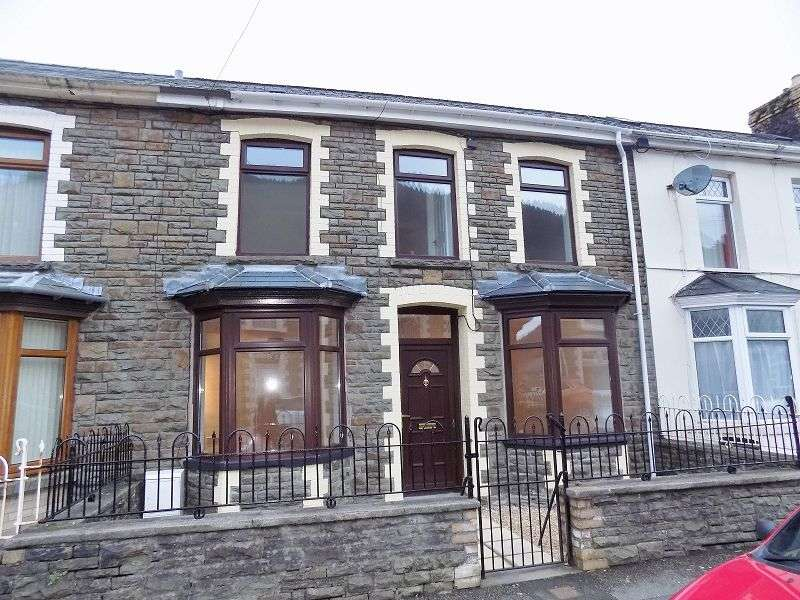 3 Bedrooms Terraced House for sale in St. John Street, Ogmore Vale, Bridgend. CF32 7BB