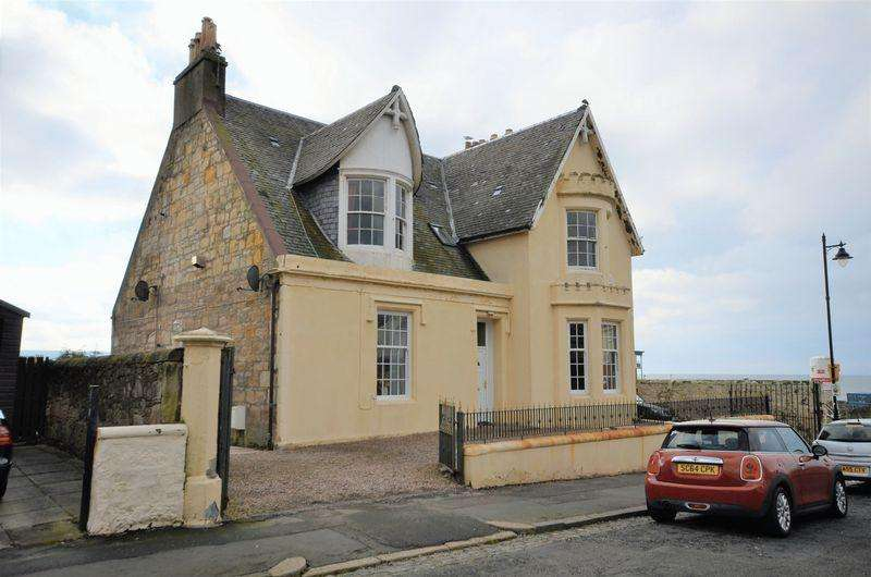 1 Bedroom Ground Flat for sale in 2a Seabank Road, Ayr,KA7 1JE