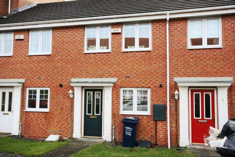 2 Bedrooms Terraced House for sale in Ambergate Way, Kenton, Newcastle upon Tyne