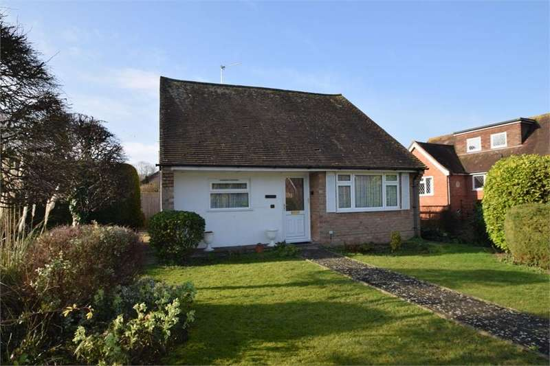 2 Bedrooms Detached Bungalow for sale in Old Mill Lane, Wannock, East Sussex