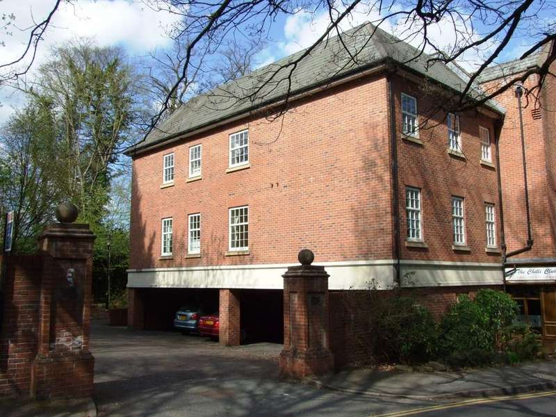 2 Bedrooms Apartment Flat for sale in Thirlmere Court, Rectory Lane, Lymm