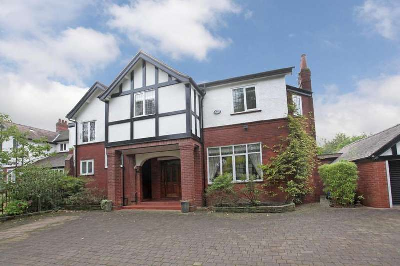 3 Bedrooms Semi Detached House for sale in Harrop Road, Hale