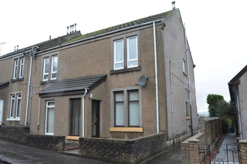 1 Bedroom Flat for sale in Church Street, Bonnybridge, Falkirk, FK4 2AZ