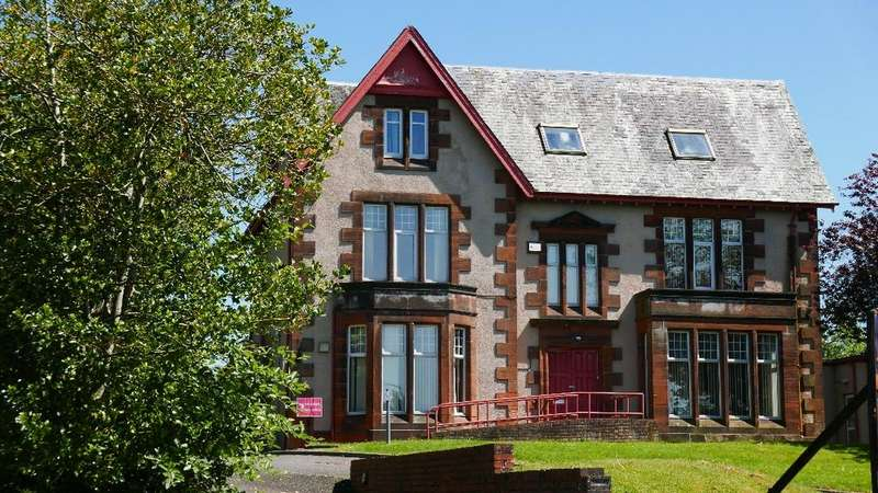 8 Bedrooms Detached House for sale in 37, Maggiewoods Loan, Falkirk, Falkirk, FK1 5EH