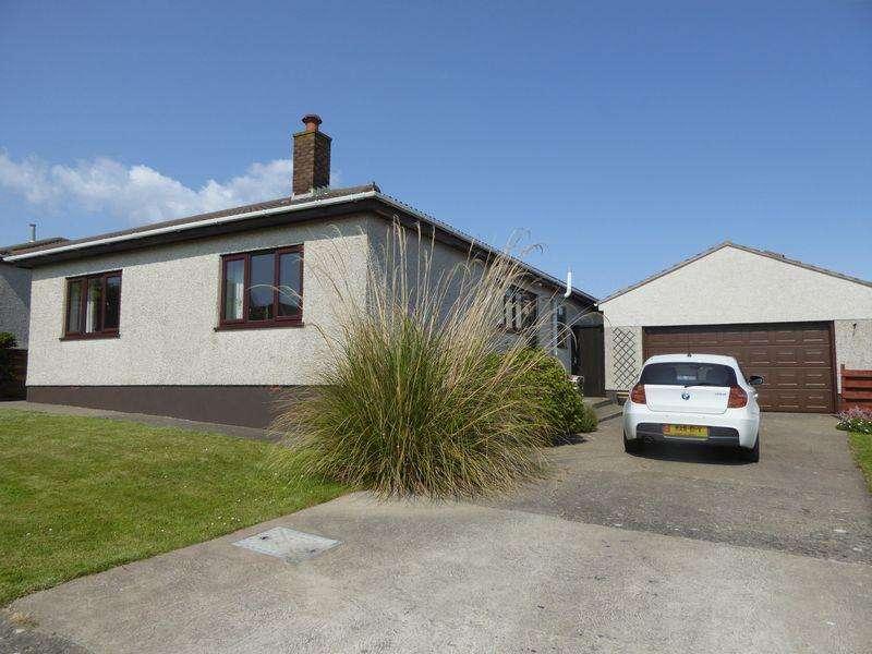 3 Bedrooms Detached Bungalow for sale in Fairway Close, Port Erin, IM9 6LS