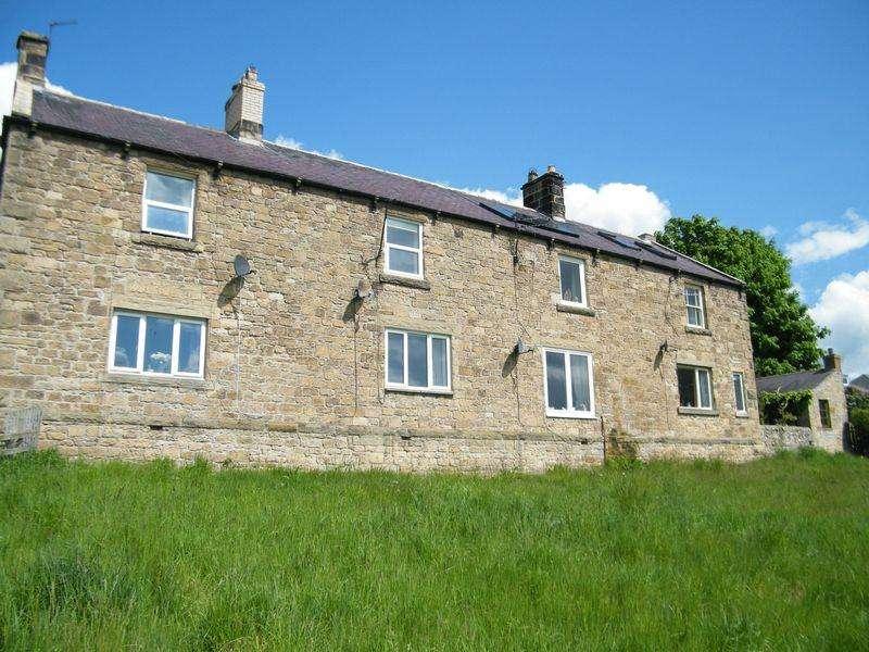 2 Bedrooms Terraced House for sale in Jubilee Terrace, Hexham