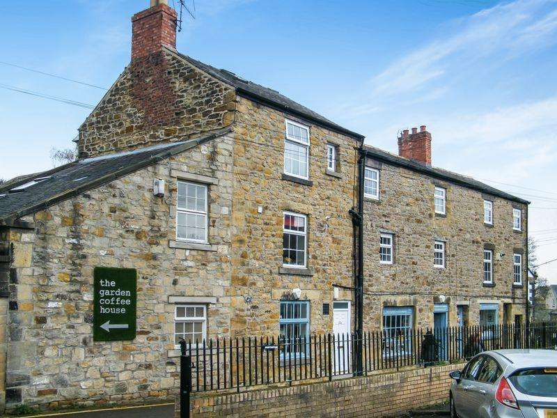 2 Bedrooms Apartment Flat for sale in TYNE VALLEY, Hexham