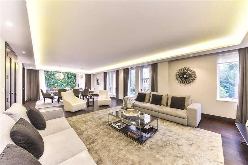 3 Bedrooms Flat for sale in Logan Place, Kensington, London, W8