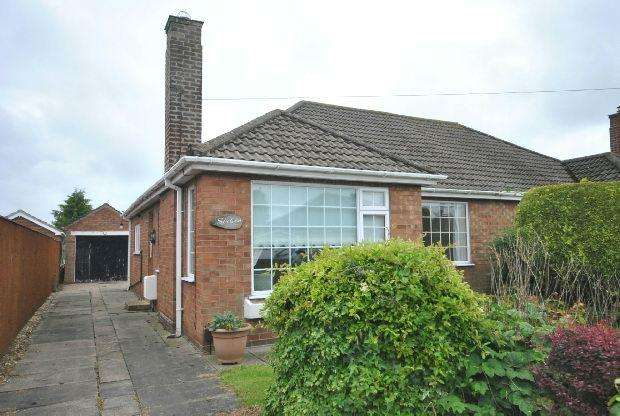 3 Bedrooms Semi Detached Bungalow for sale in Philip Grove, CLEETHORPES