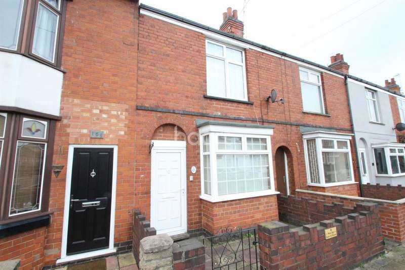 2 Bedrooms Terraced House for sale in Duncan Road, Aylestone, Leicester LE2
