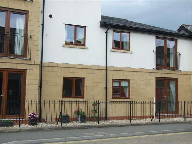 1 Bedroom Flat for sale in Hen Fragdy, The Old Brewery, Mold, Flintshire