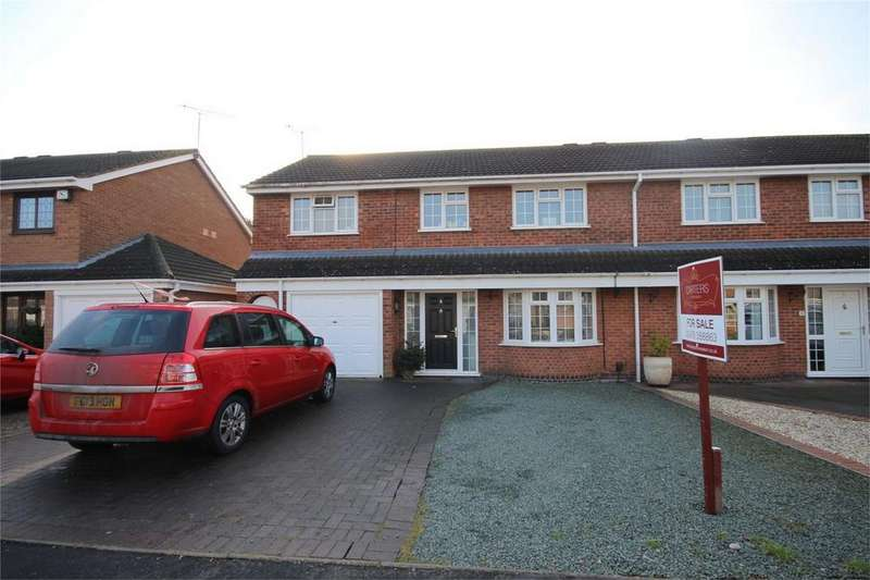 5 Bedrooms Semi Detached House for sale in Callendar Close, St Nicolas Park, NUNEATON, Warwickshire