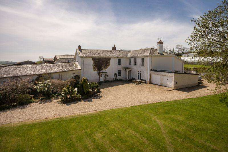 6 Bedrooms Detached House for sale in Kelland House, Lapford