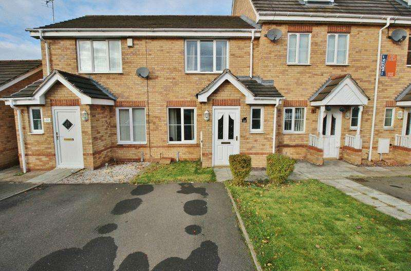 2 Bedrooms Terraced House for sale in Spindle Tree Rise, Willenhall