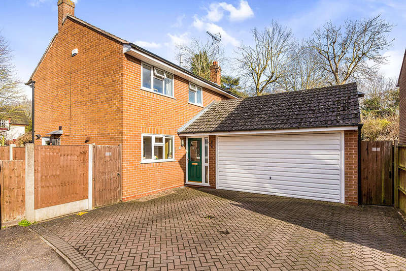 4 Bedrooms Detached House for sale in The Dell, Ullesthorpe, Lutterworth, LE17
