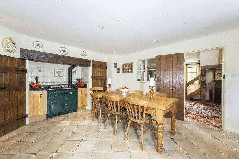 4 Bedrooms Cottage House for sale in Dorsington, Warwickshire