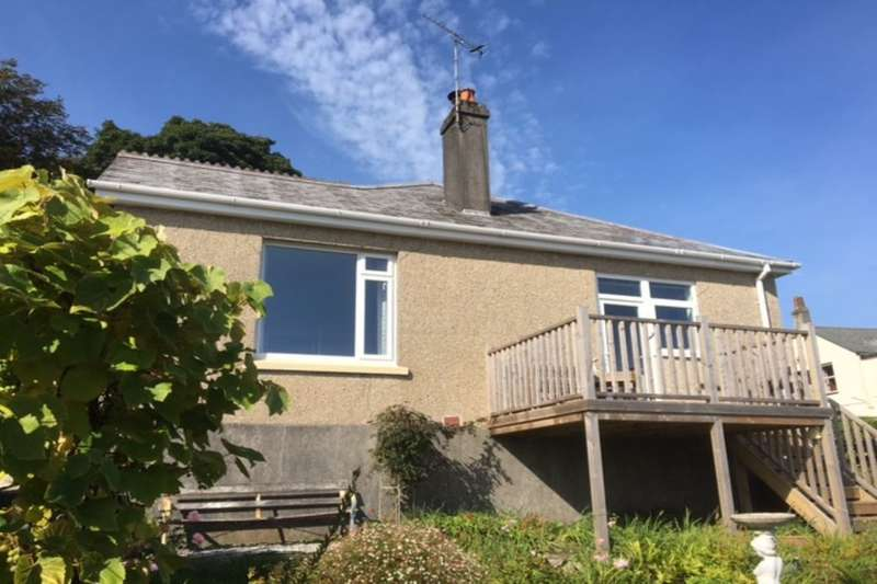 3 Bedrooms Detached Bungalow for sale in Belmont Road, St. Austell, PL25