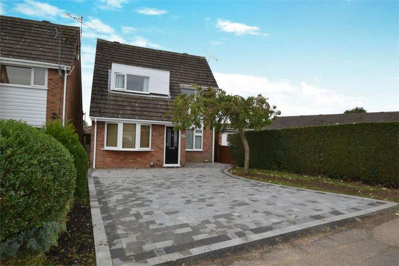 4 Bedrooms Detached House for sale in Patrick Road, Corby, Northamptonshire