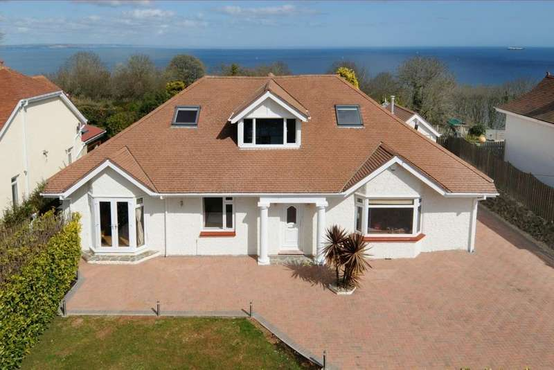 6 Bedrooms Detached House for sale in Redcliffe Road, St Marychurch, Torquay