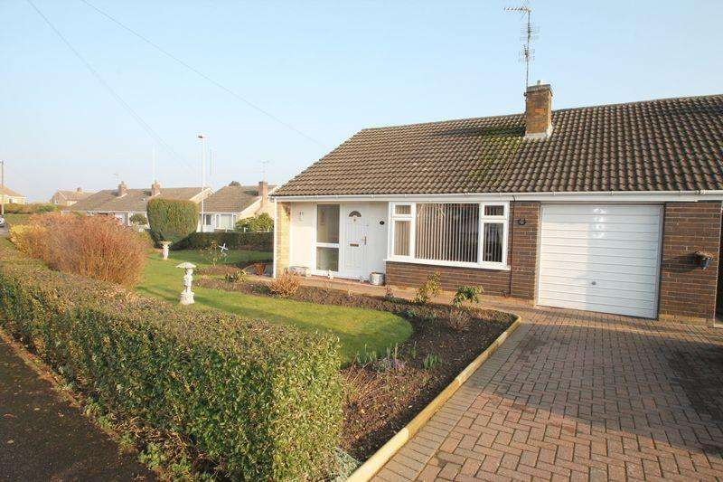 3 Bedrooms Semi Detached Bungalow for sale in Westminster Drive, Spalding