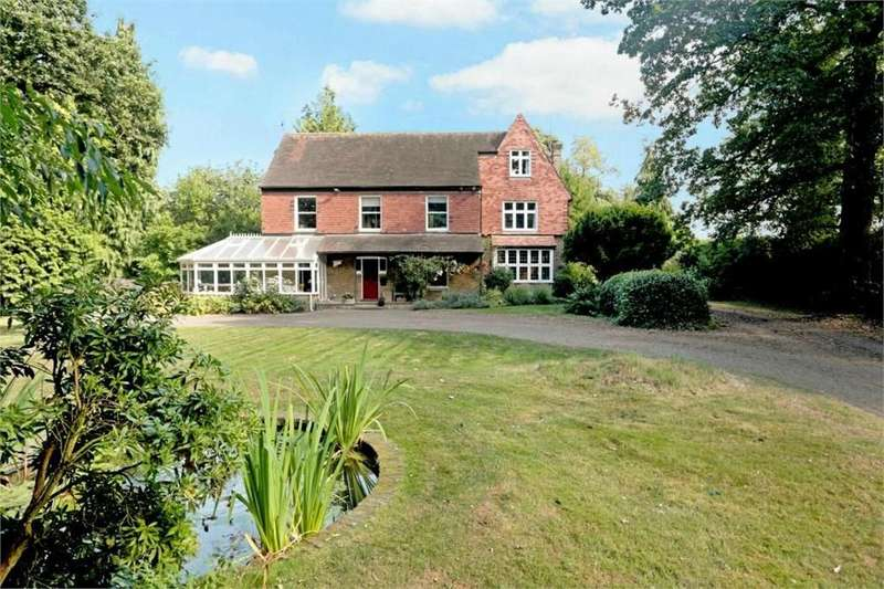 6 Bedrooms Detached House for sale in Sole Street, Kent