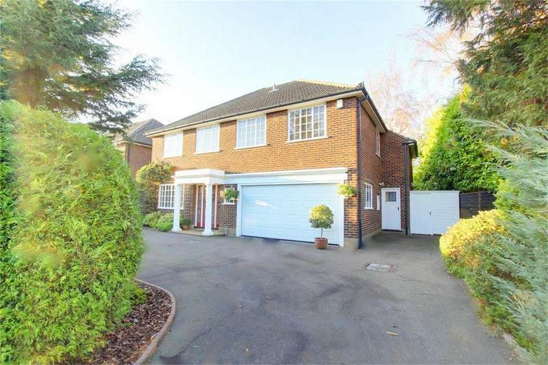 5 Bedrooms Detached House for sale in Church Lane, Loughton, Essex