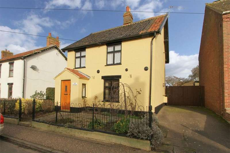 3 Bedrooms Cottage House for sale in Chapel Road, Attleborough, Norfolk