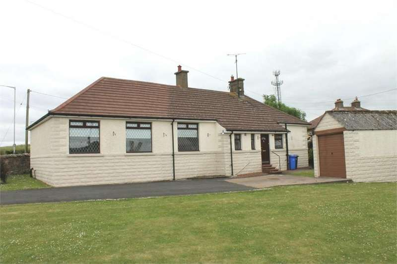 4 Bedrooms Detached Bungalow for sale in Sunnyside, Tweedmouth, Berwick-Upon-Tweed, Northumberland