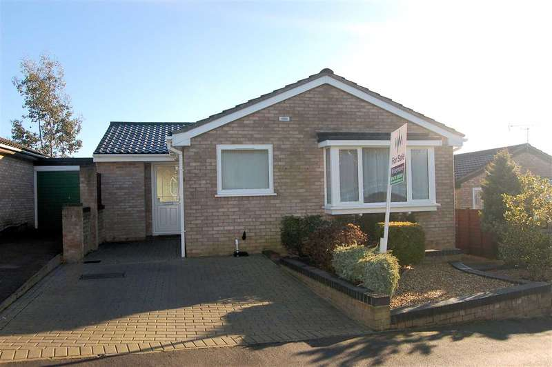 3 Bedrooms Bungalow for sale in Durham Close, Barrowby Gate