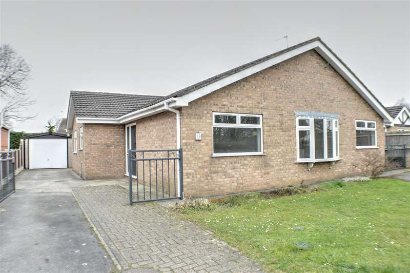 3 Bedrooms Bungalow for sale in Sleaford Road, Heckington