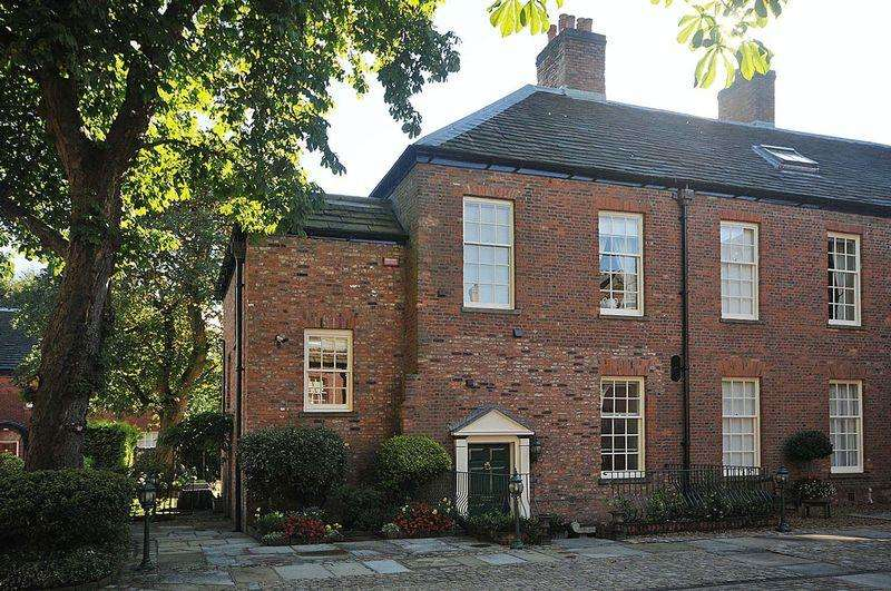3 Bedrooms Semi Detached House for sale in Church Lane, Gawsworth